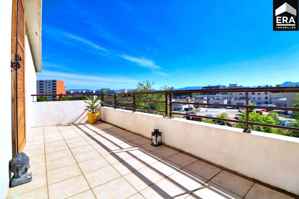 Achat appartement 3pièces 72m² - Marseille 8ème arrondissement