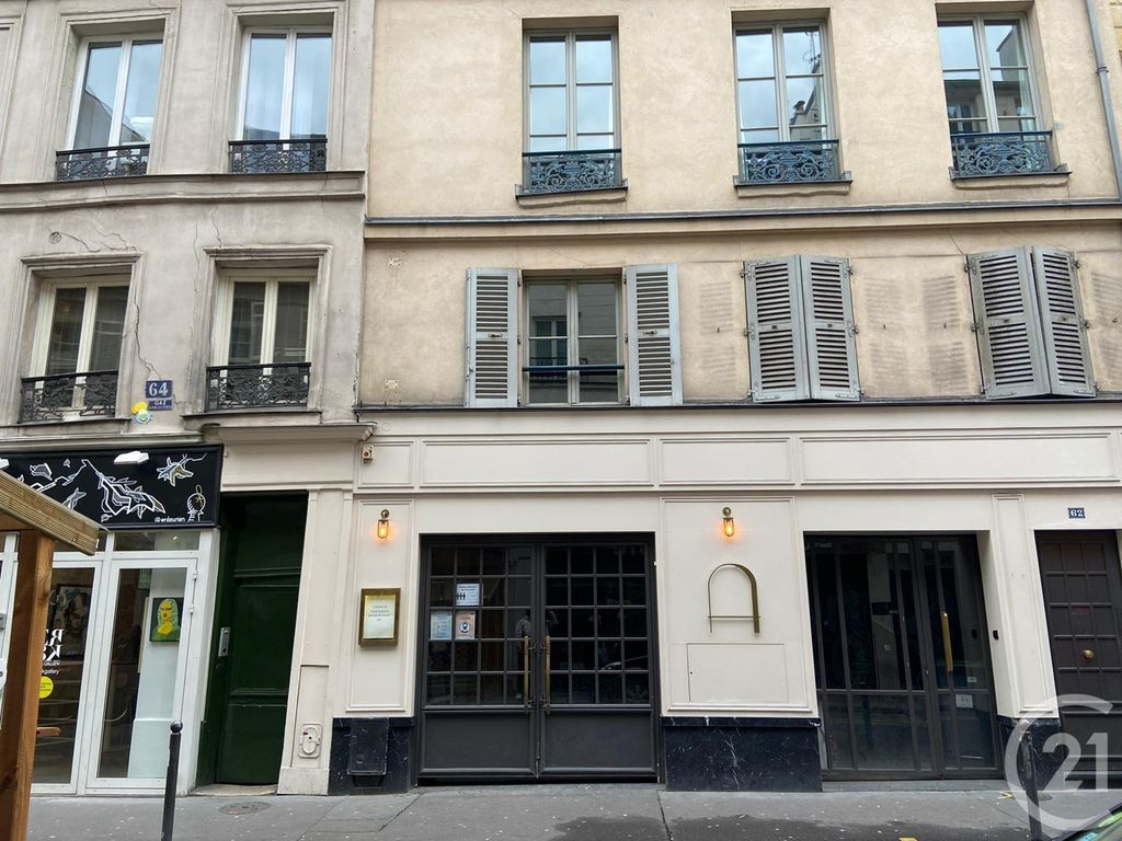 Achat studio 11m² - Paris 6ème arrondissement