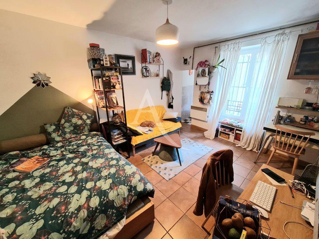Achat studio 20m² - Paris 20ème arrondissement