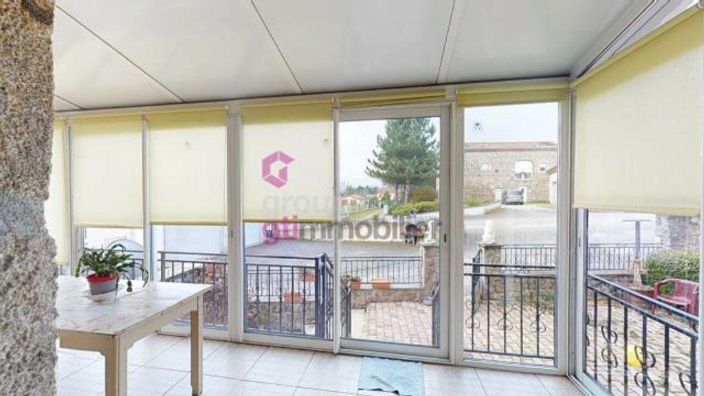 Achat maison 3chambres 107m² - Sainte-Sigolène