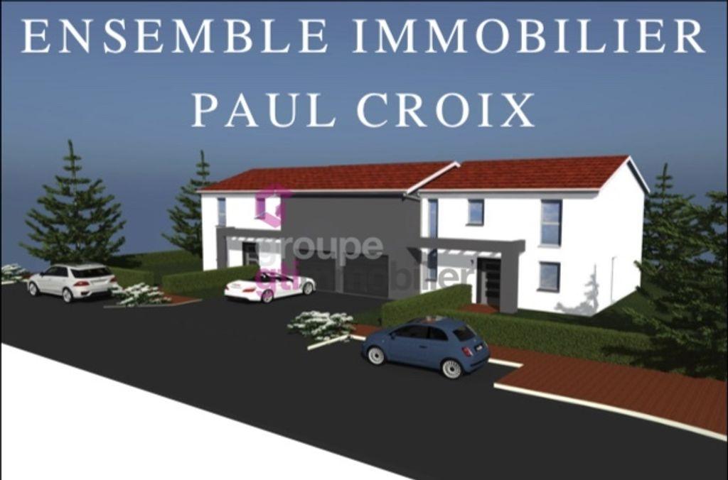 Achat maison 4chambres 128m² - Saint-Étienne