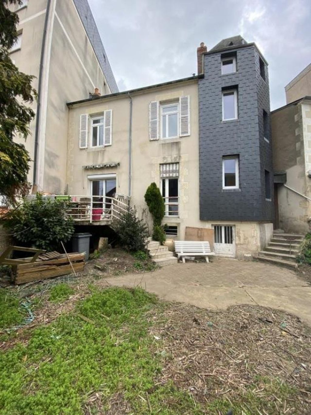 Achat maison 4chambres 200m² - Nevers