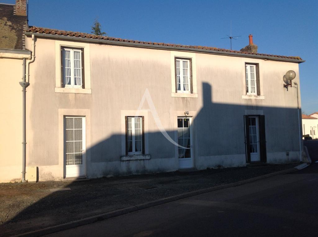 Achat maison 4chambres 170m² - Saint-Cyr-des-Gâts