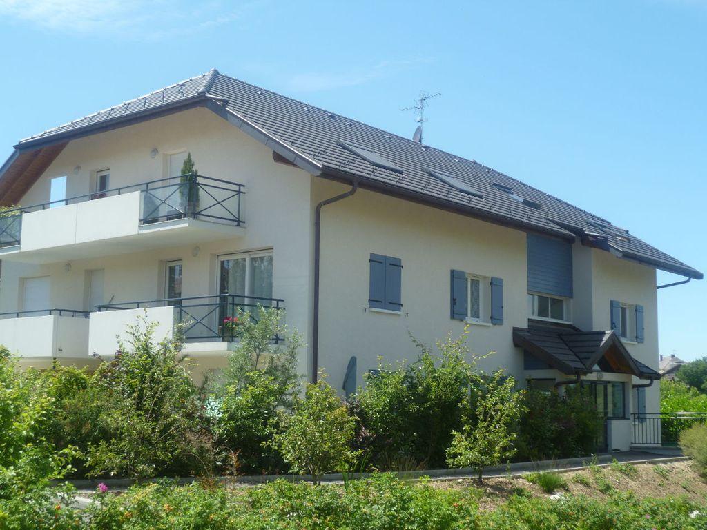 Achat appartement 2pièces 50m² - Annecy