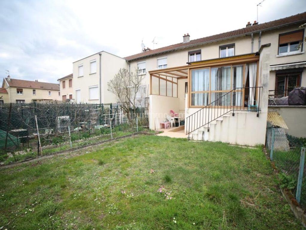 Achat maison 3chambres 80m² - Reims
