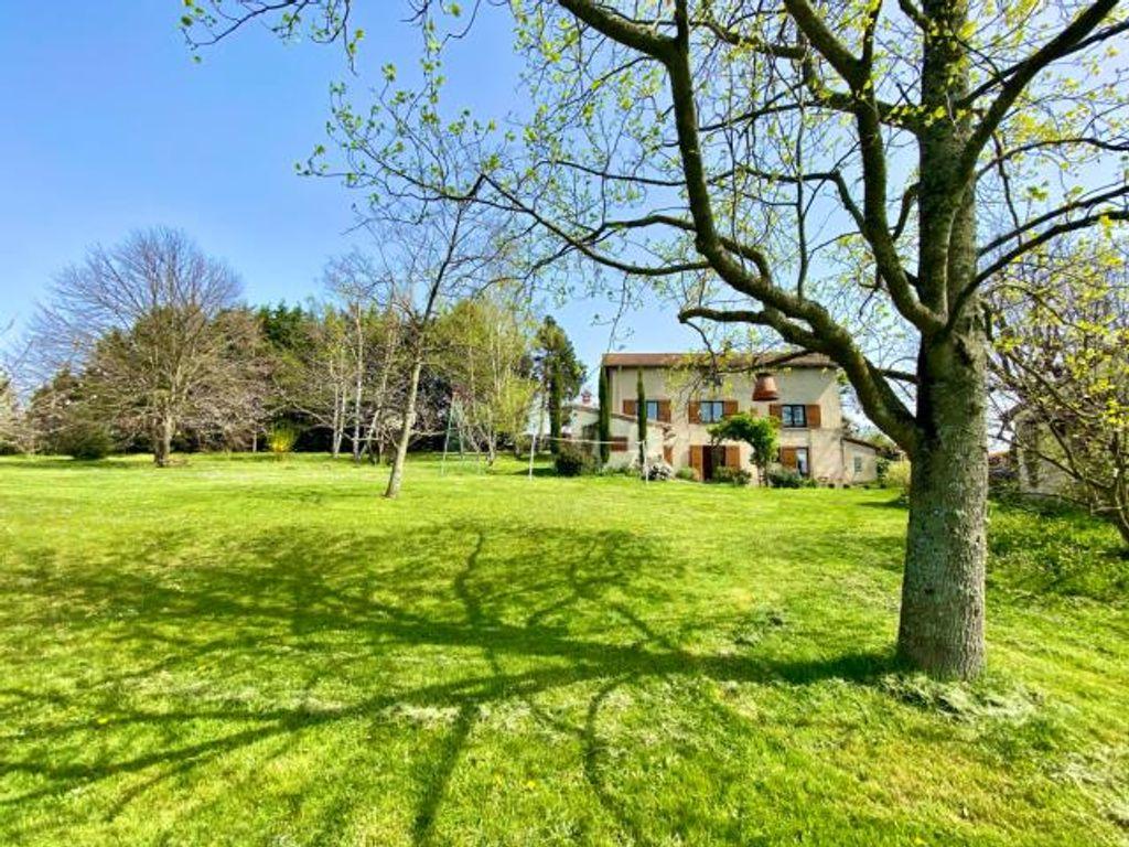 Achat maison 5chambres 177m² - Châteauneuf-de-Galaure