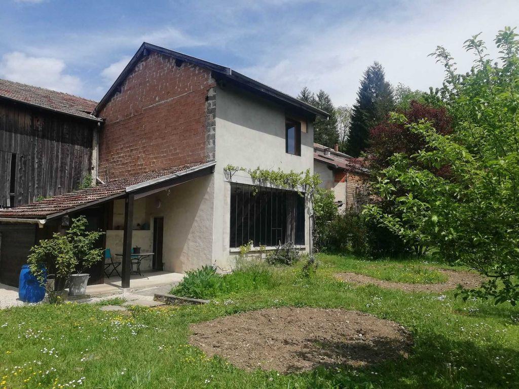 Achat maison 3chambres 93m² - Saint-Jean-en-Royans