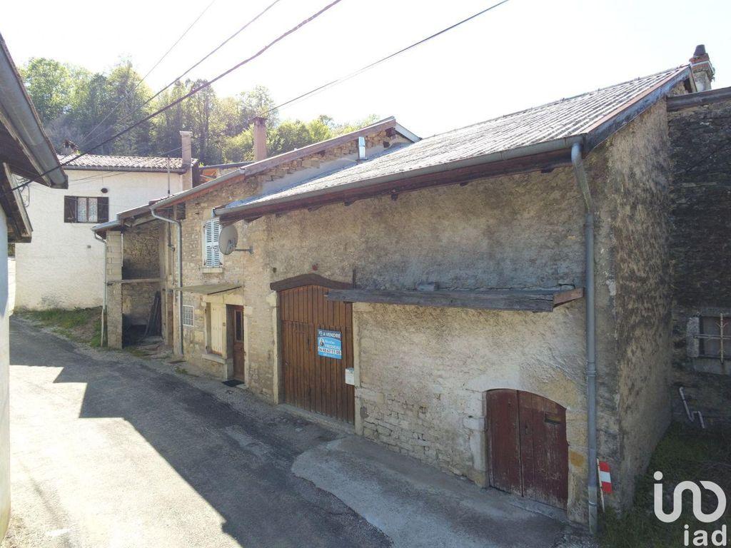 Achat maison 3 chambre(s) - Boyeux-Saint-Jérôme