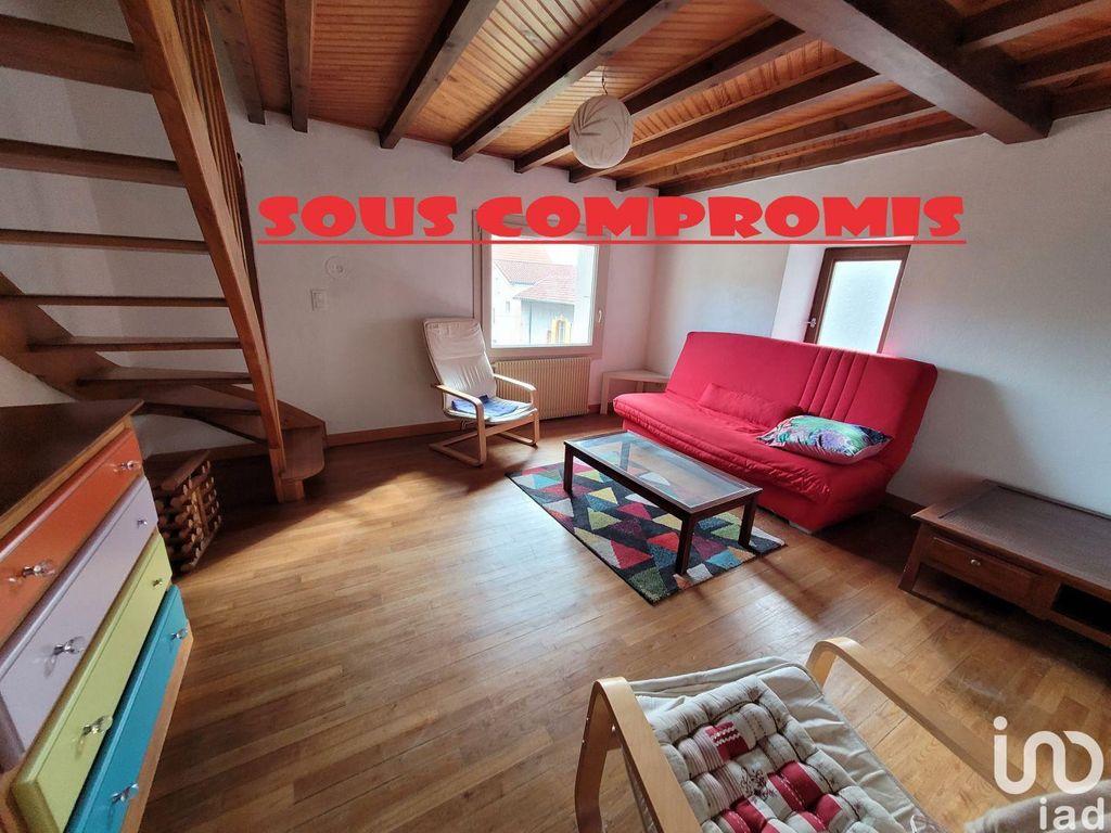 Achat duplex 3pièces 49m² - Le Puy-en-Velay