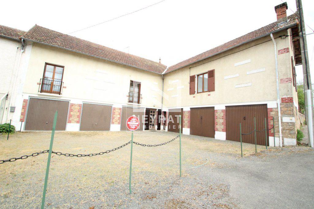 Achat maison 4chambres 173m² - Luzy