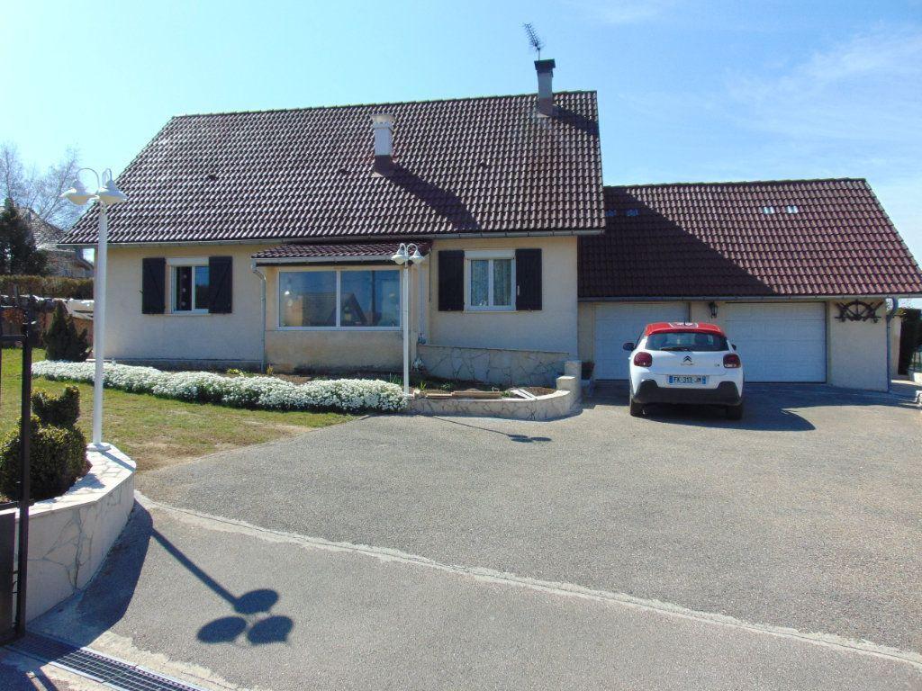 Achat maison 5chambres 155m² - Thézillieu