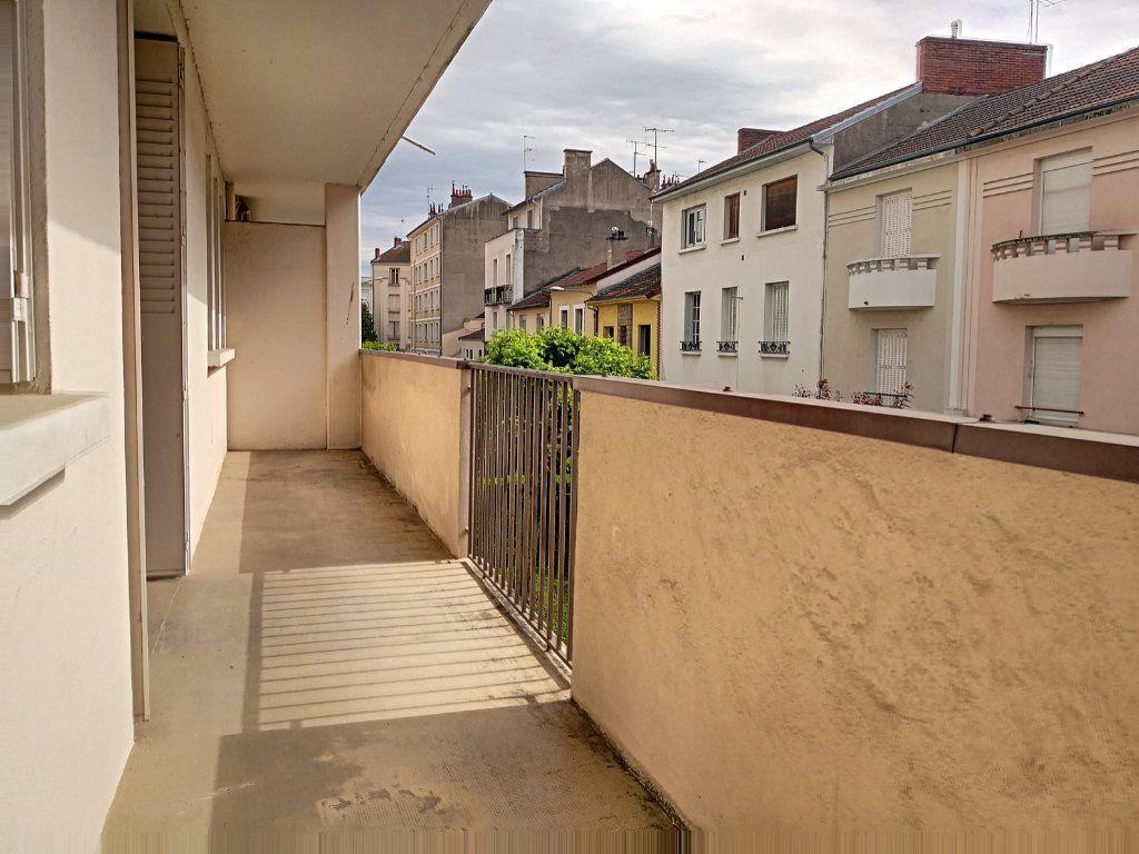 Achat appartement 2pièces 34m² - Vichy