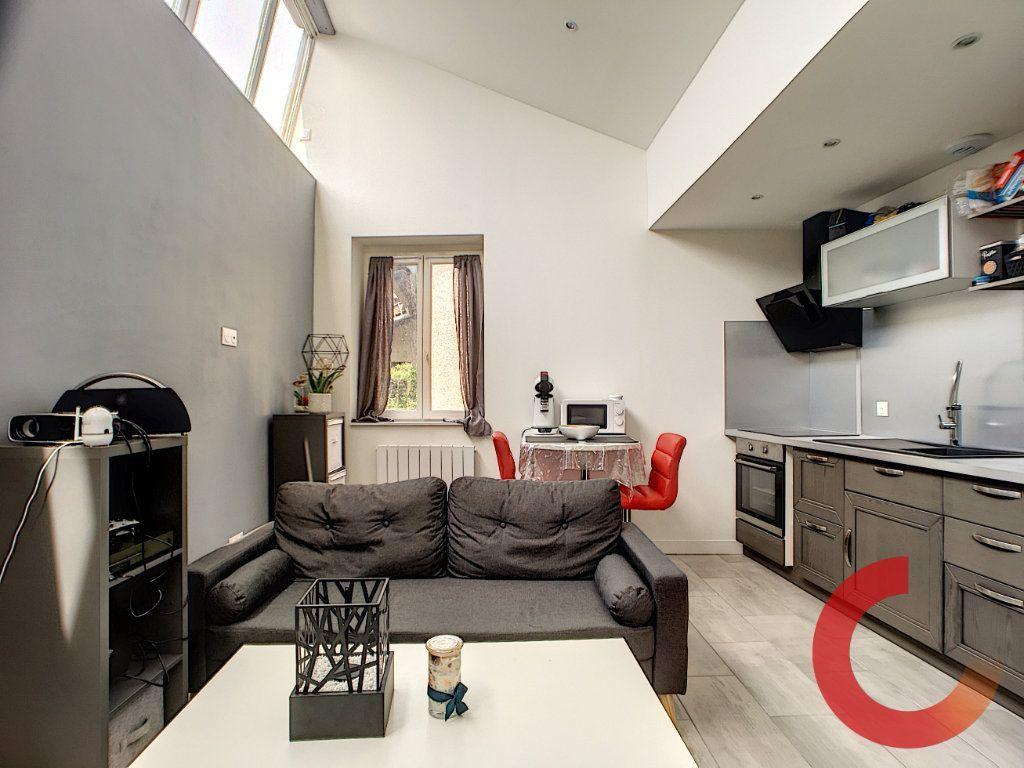 Achat appartement 2pièces 40m² - Trévoux