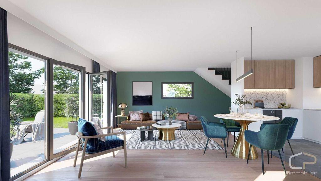 Achat appartement 5pièces 115m² - Crozet