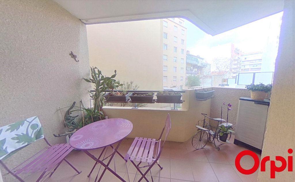 Achat appartement 3pièces 56m² - Marseille 8ème arrondissement