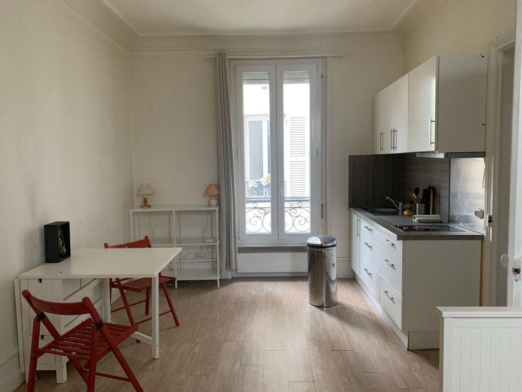 Achat studio 28m² - Paris 10ème arrondissement