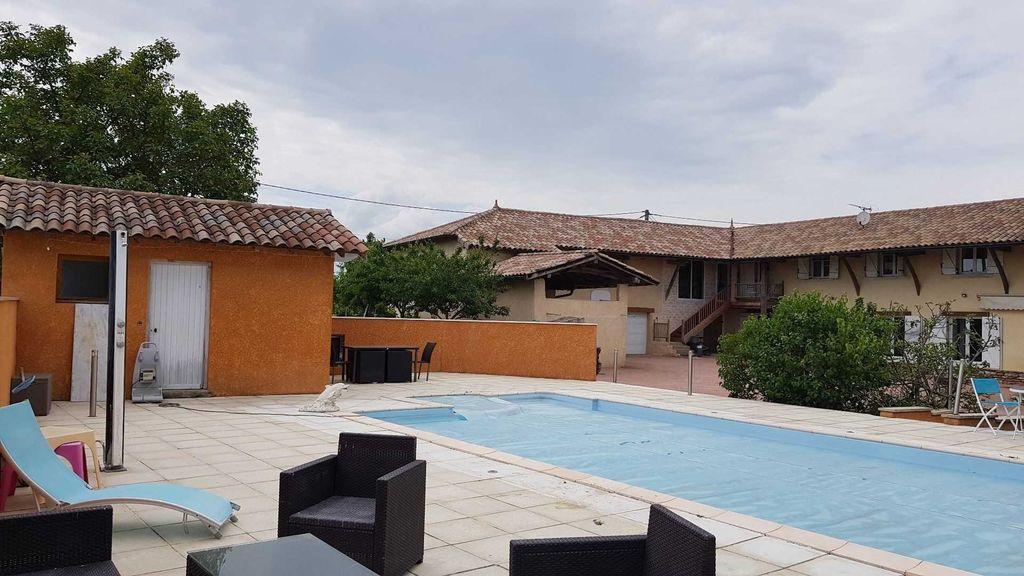 Achat maison 6chambres 350m² - Pont-de-Veyle