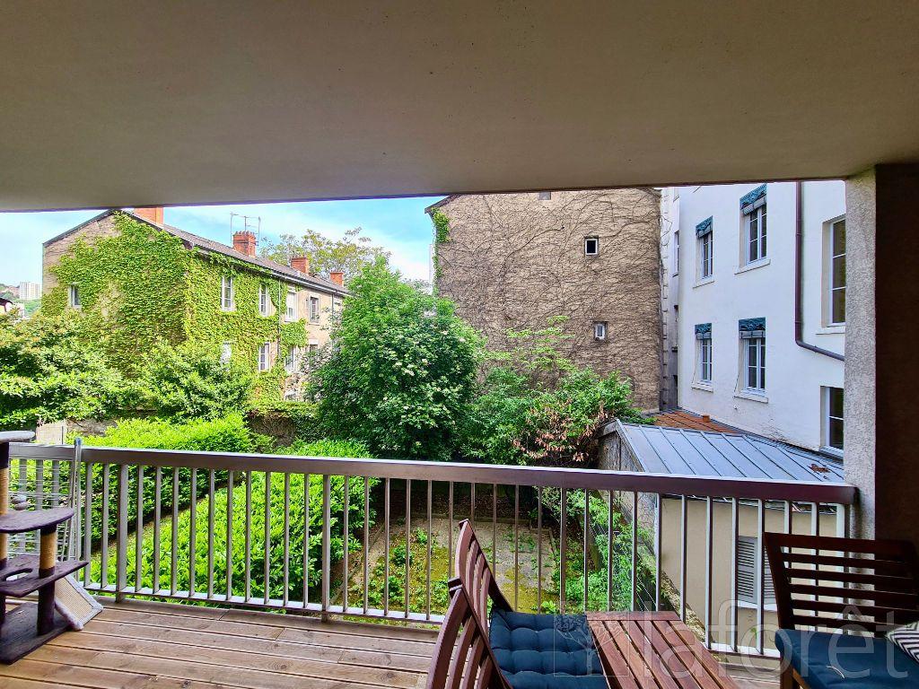 Achat appartement 3pièces 73m² - Lyon 2ème arrondissement