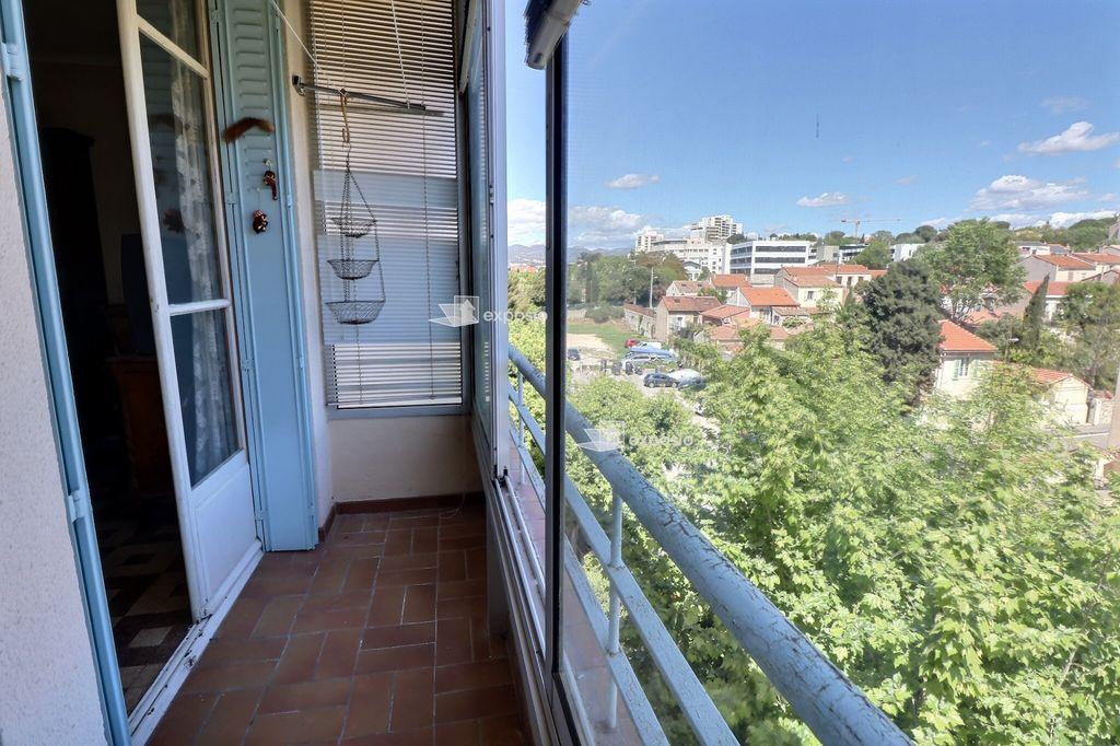 Achat appartement 3pièces 54m² - Marseille 4ème arrondissement