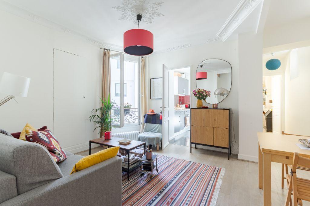 Achat appartement 2pièces 36m² - Paris 9ème arrondissement