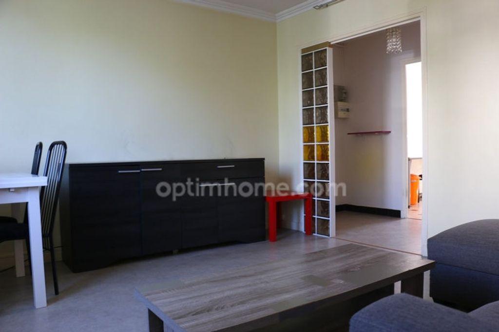 Achat appartement 3pièces 66m² - Valence