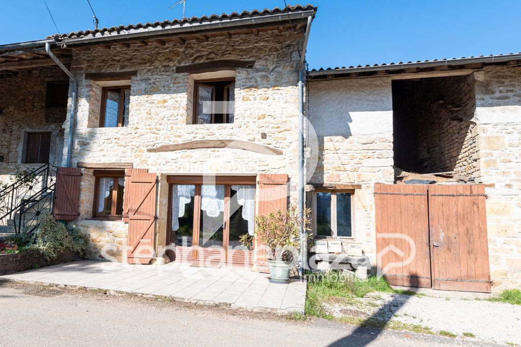 Achat maison 3chambres 135m² - Bohas-Meyriat-Rignat