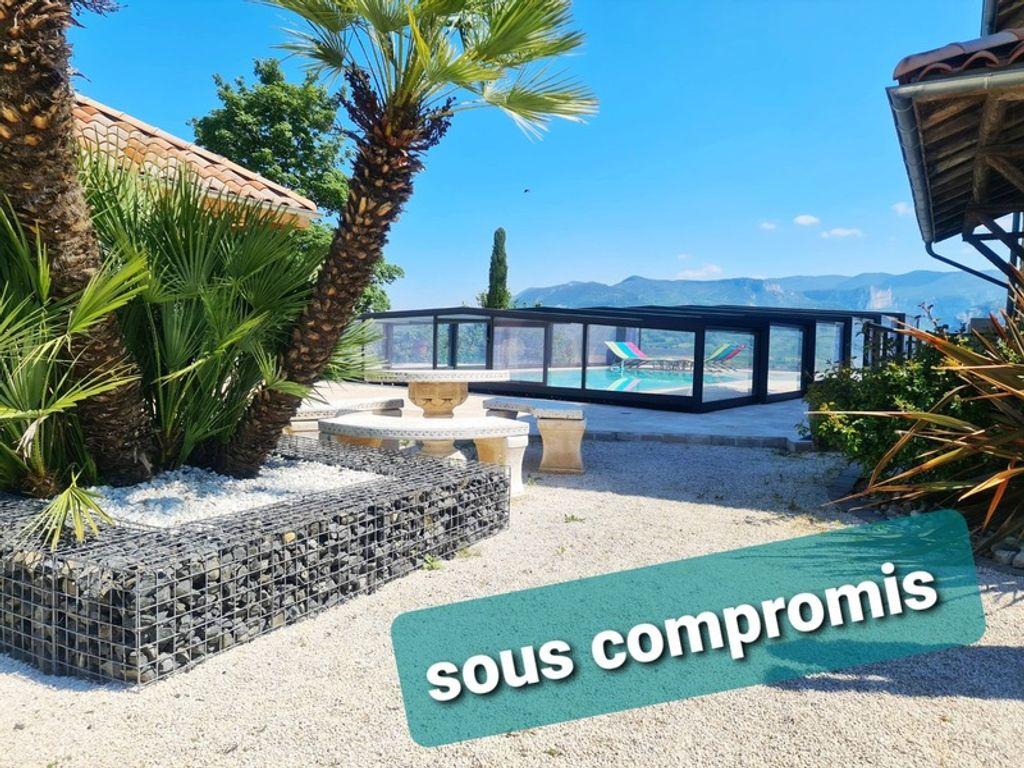 Achat maison 5chambres 315m² - Saint-Thomas-en-Royans