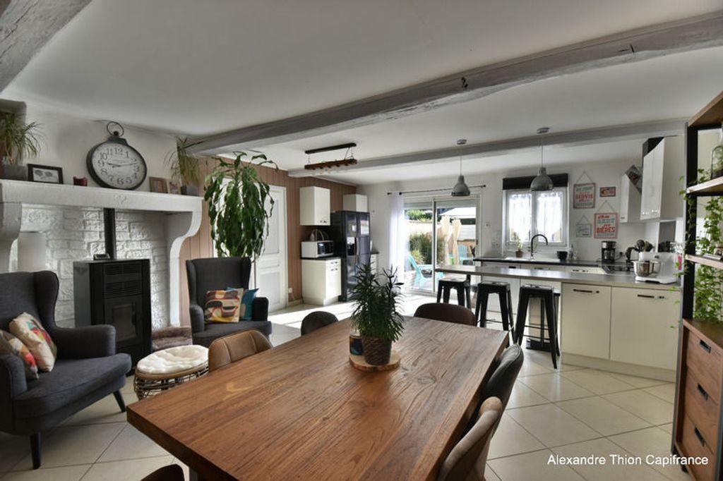 Achat maison 4chambres 135m² - Saint-Maurice-de-Gourdans