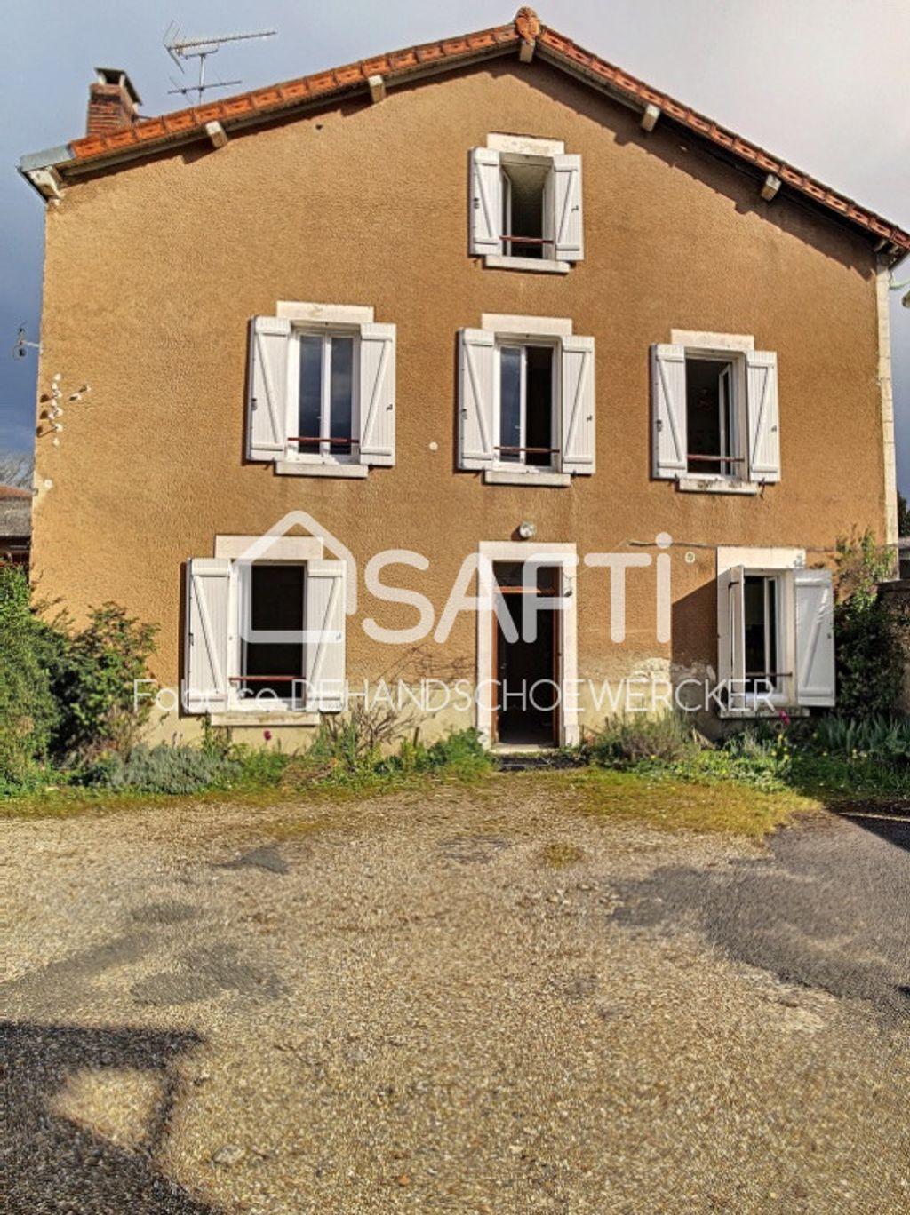 Achat maison 4chambres 350m² - Cosne-Cours-sur-Loire