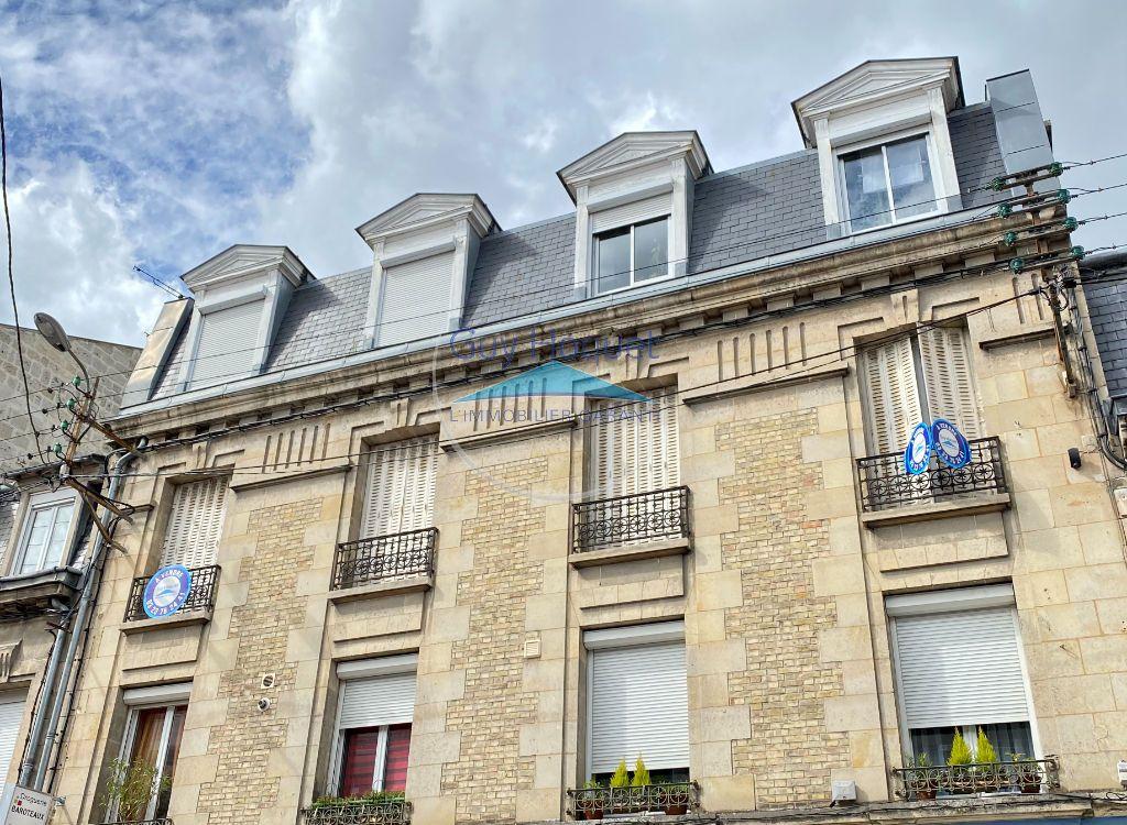 Achat appartement 5pièces 121m² - Soissons