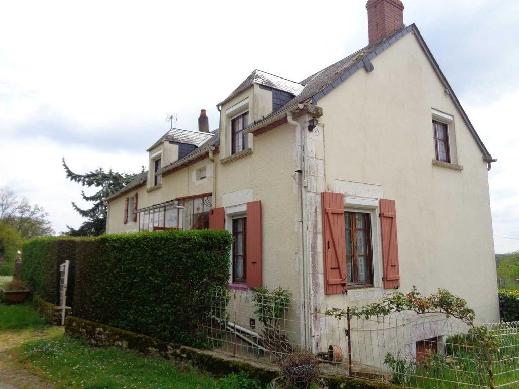 Achat maison 2chambres 85m² - Saint-Benin-des-Bois