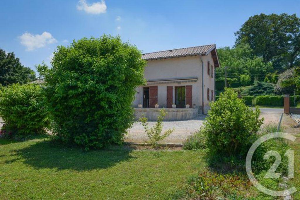 Achat maison 3chambres 134m² - Montceaux