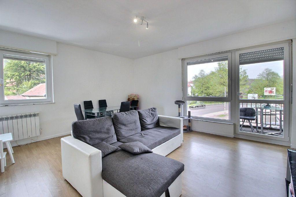 Achat appartement 2pièces 53m² - Saint-Avold