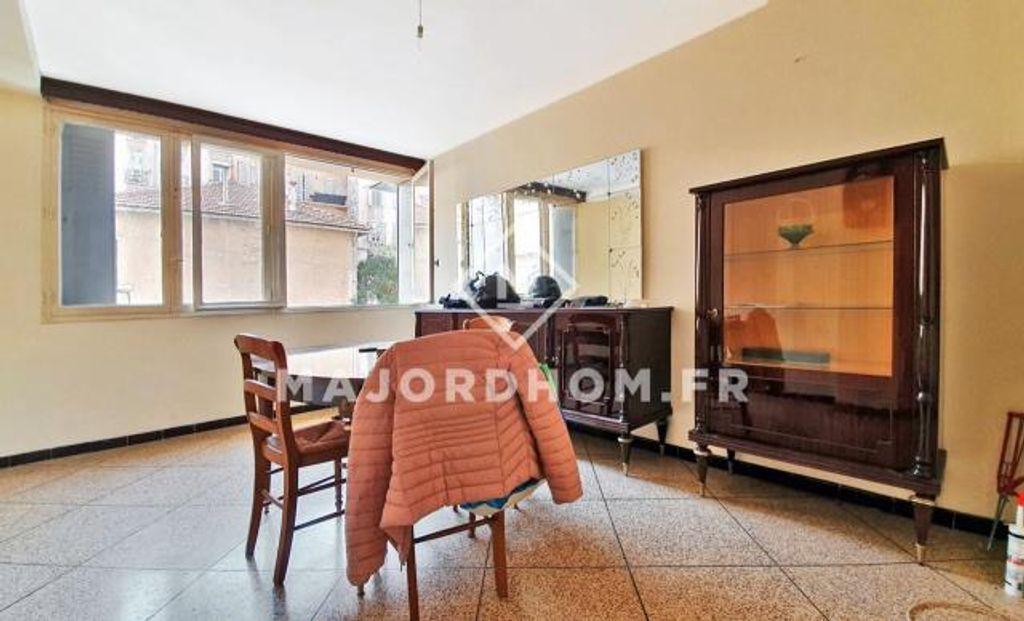 Achat appartement 4pièces 63m² - Marseille 7ème arrondissement