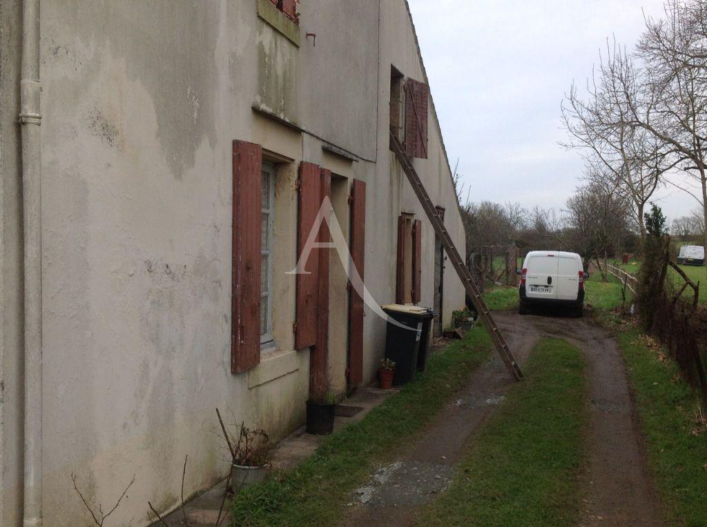 Achat maison 2chambres 82m² - Foussais-Payré