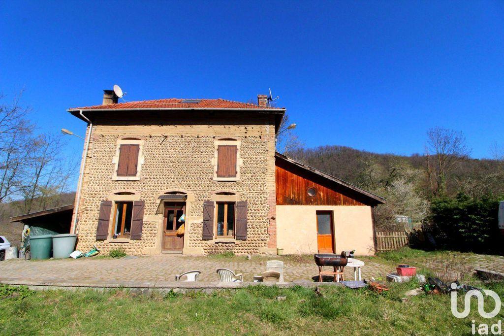 Achat maison 2chambres 170m² - Moras-en-Valloire