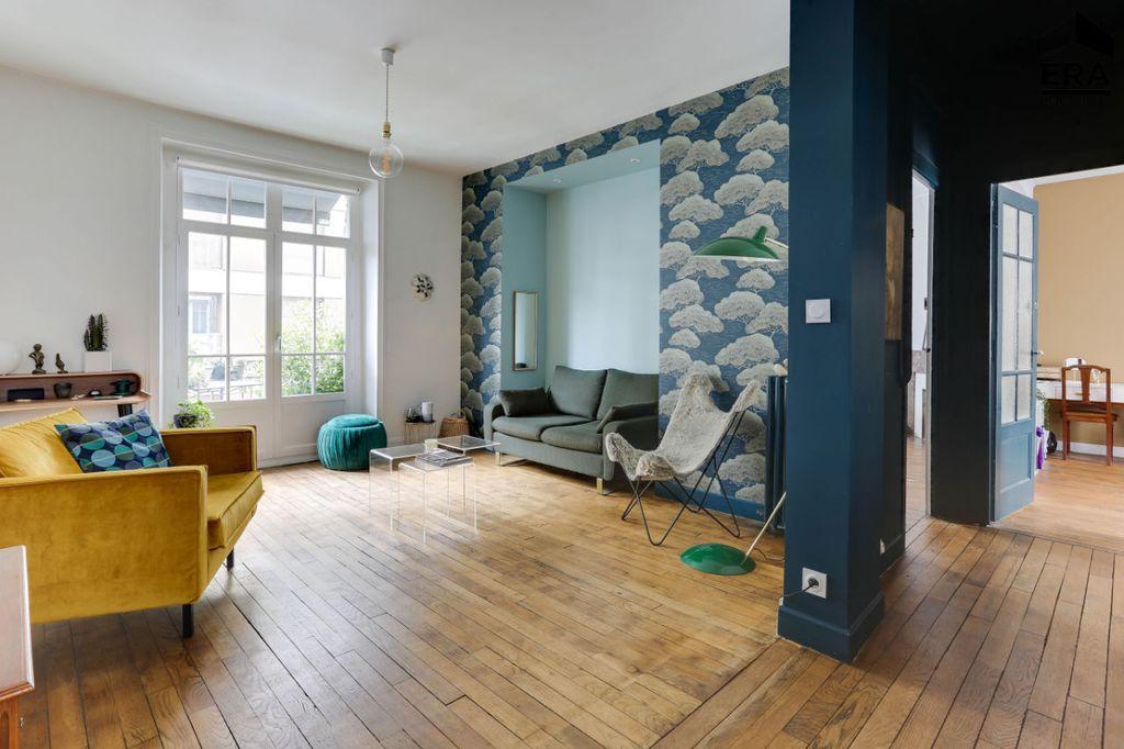 Achat appartement 3pièces 74m² - Rennes