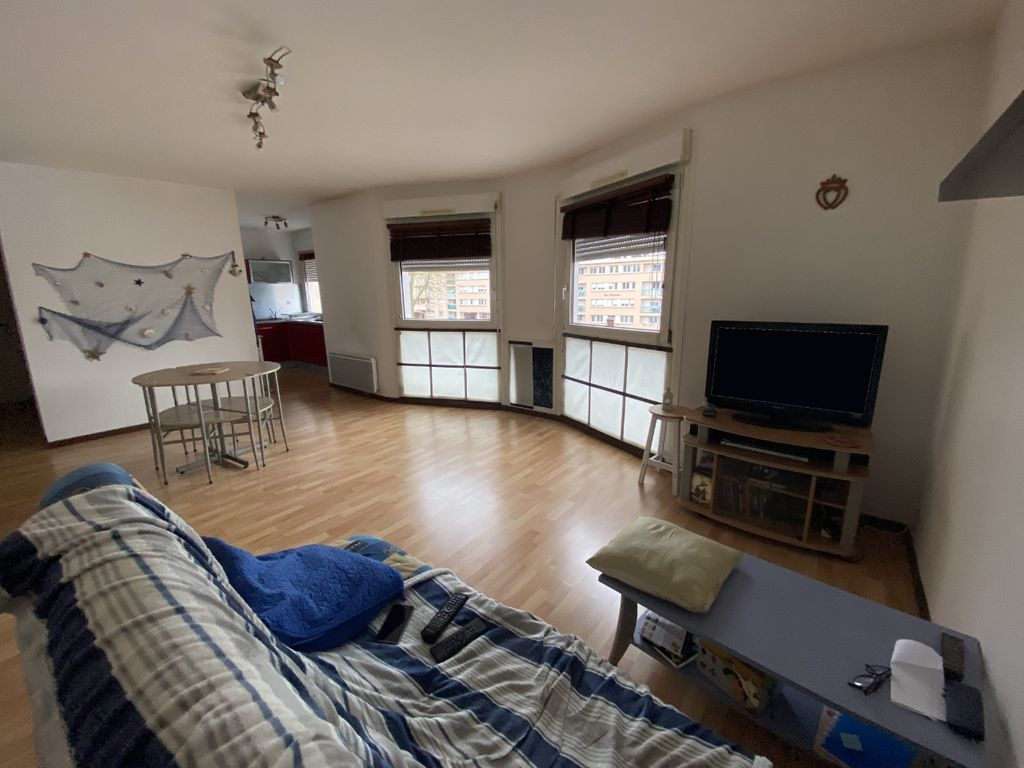 Achat appartement 2pièces 55m² - Luxeuil-les-Bains
