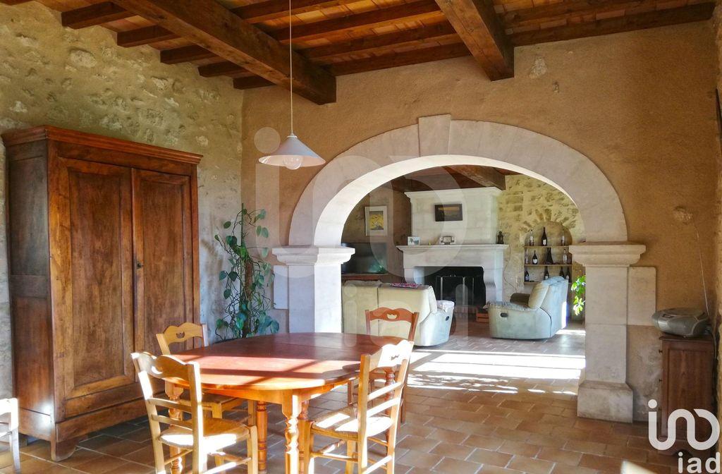 Achat maison 6 chambre(s) - Saint-Hilaire-d'Ozilhan