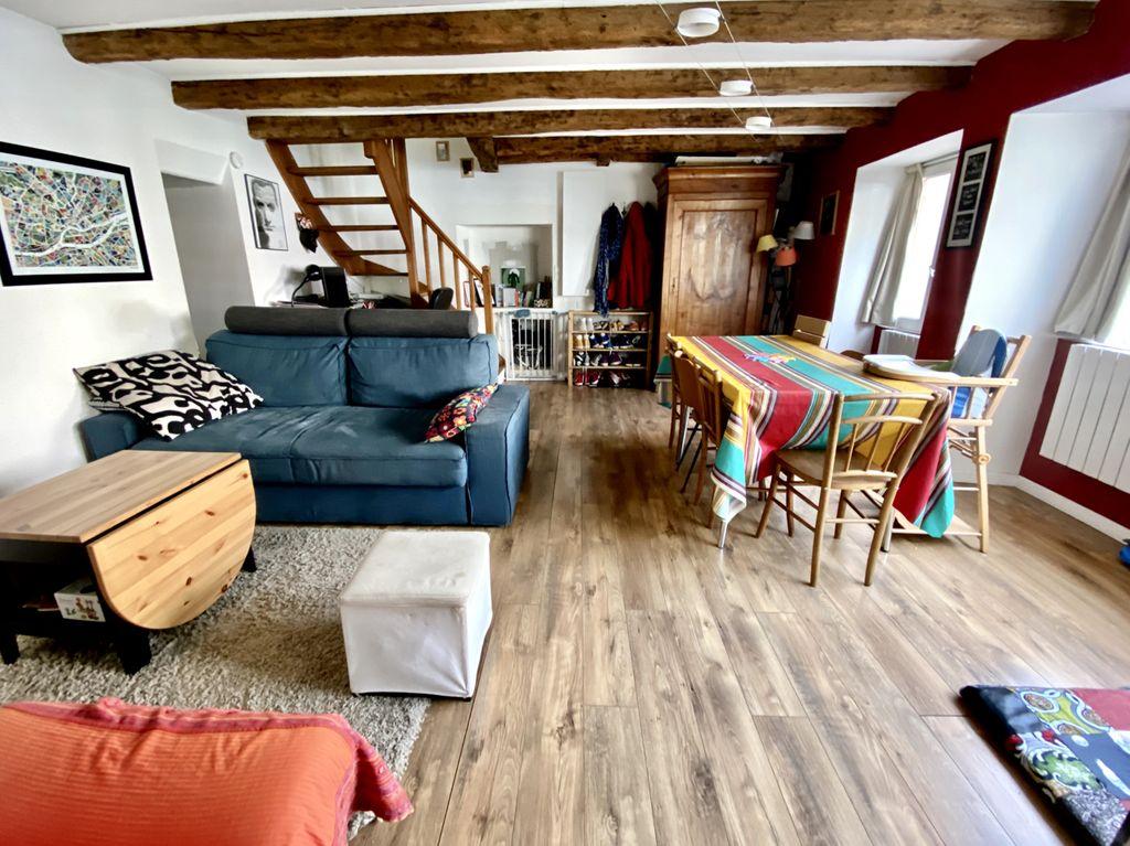 Achat maison 2chambres 63m² - Nantes
