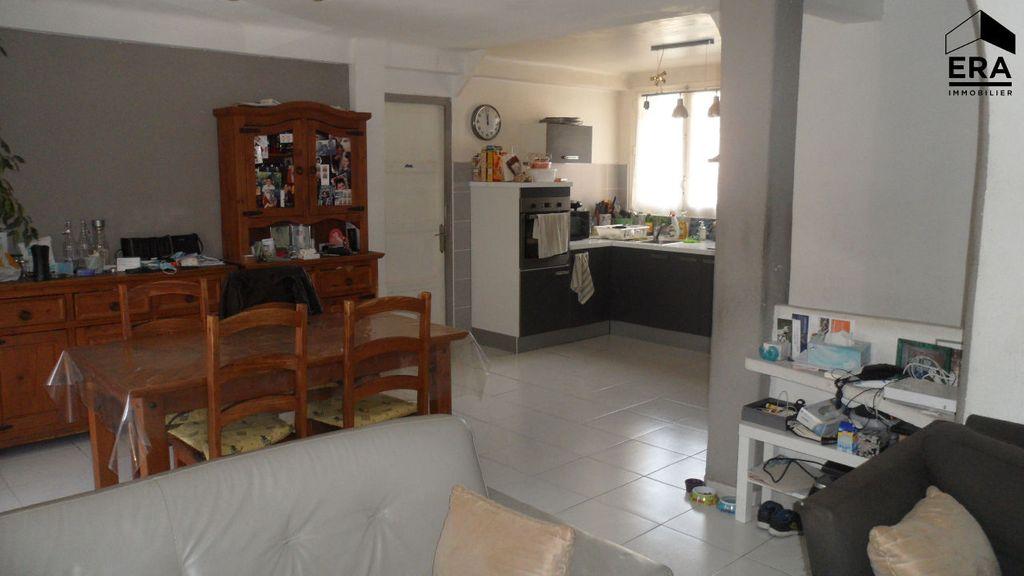 Achat appartement 4pièces 78m² - Marseille 3ème arrondissement