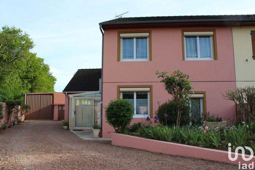 Achat maison 4chambres 147m² - Varennes-Vauzelles