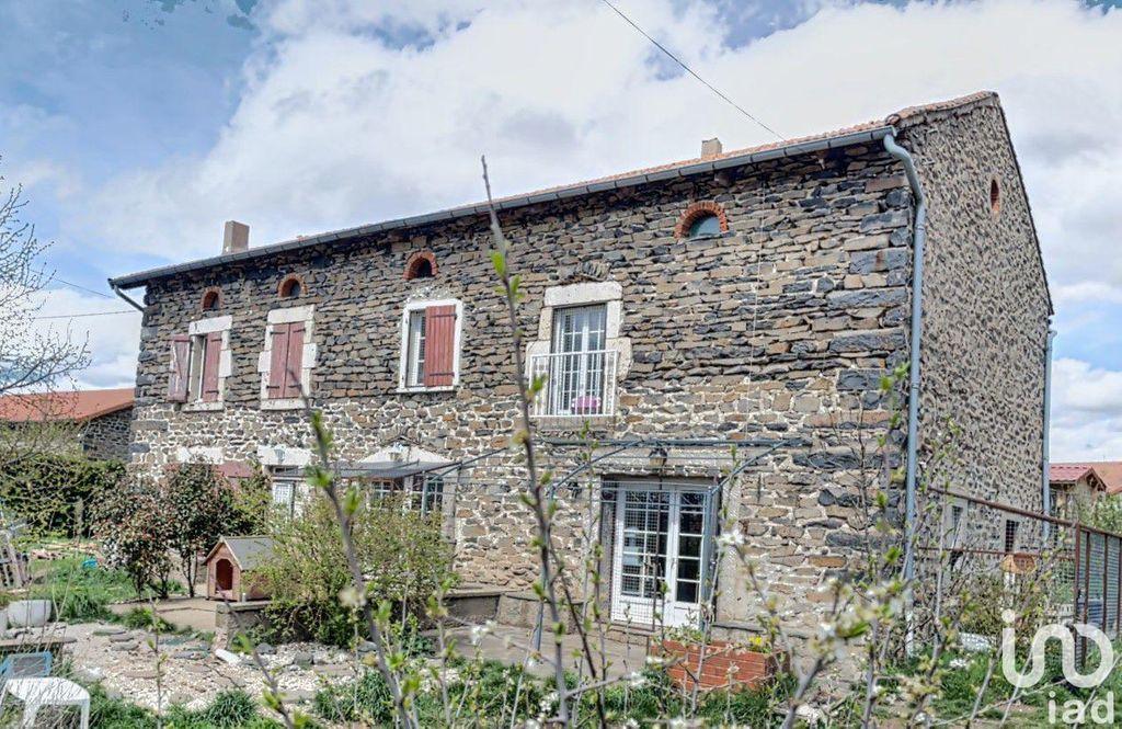 Achat maison 9chambres 240m² - Saint-Martin-de-Fugères