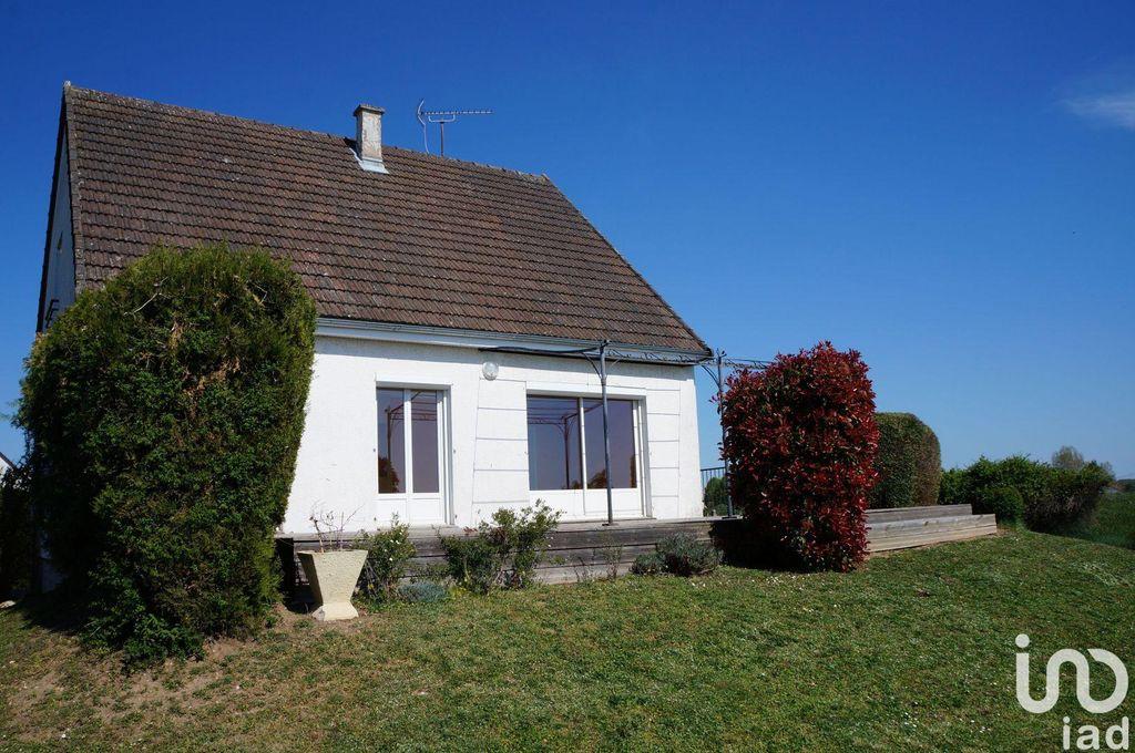 Achat maison 3chambres 113m² - Moulins