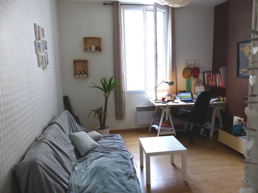 Achat appartement 2pièces 45m² - Angers