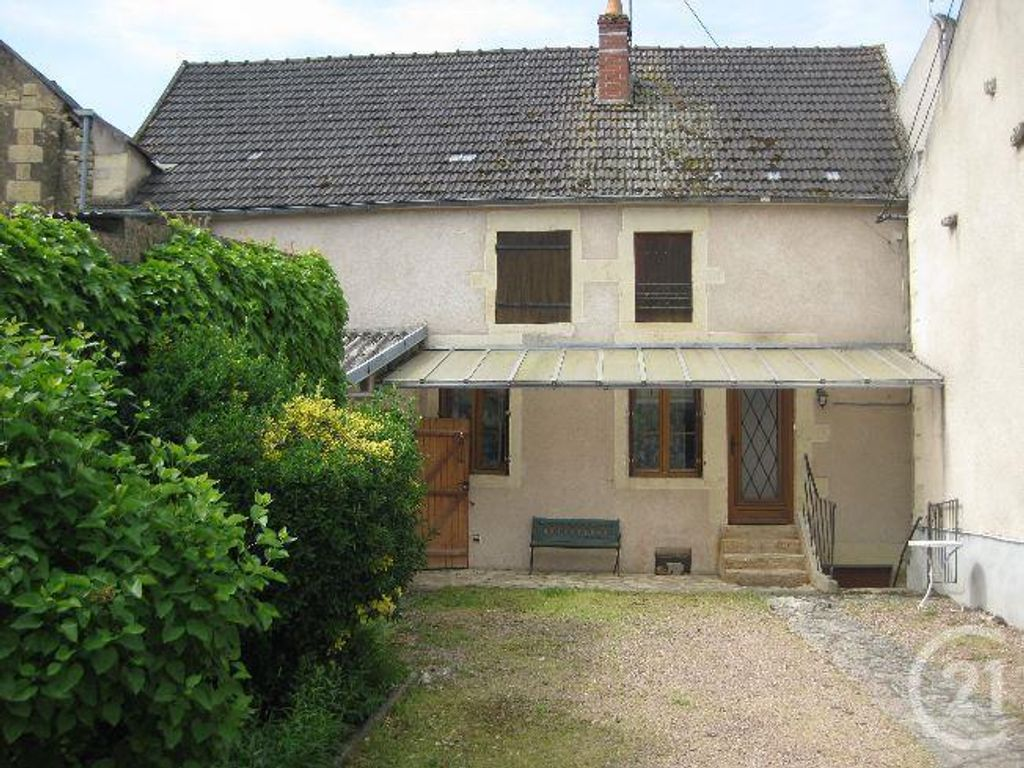 Achat maison 3chambres 137m² - Tannay
