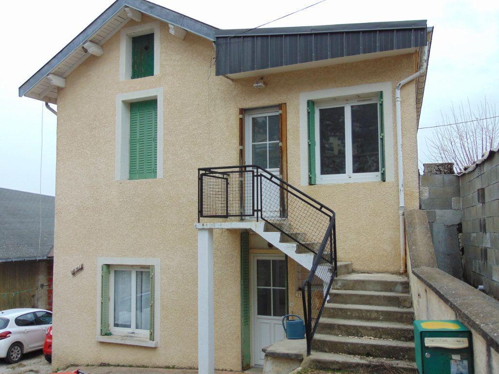 Achat maison 2chambres 110m² - Hauteville-Lompnes