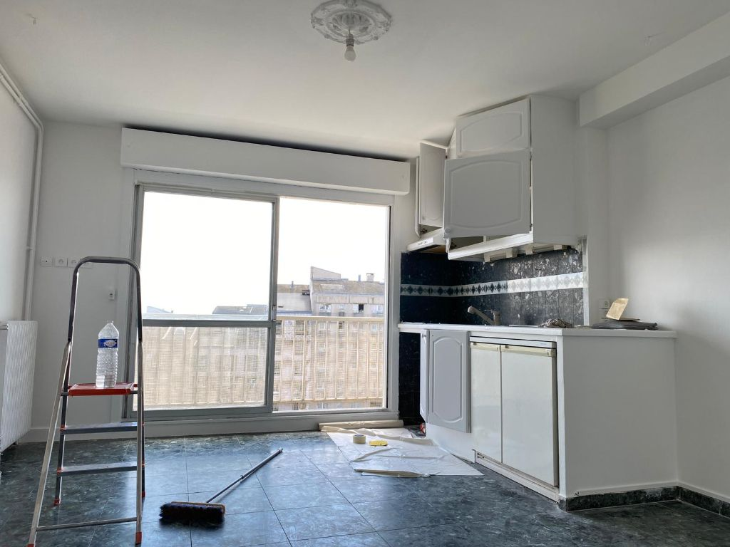 Achat studio 24m² - Paris 20ème arrondissement