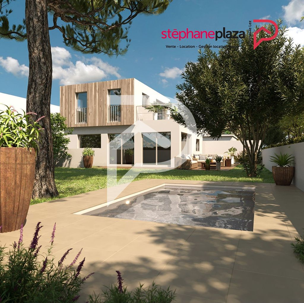 Achat maison 3chambres 110m² - Montpellier