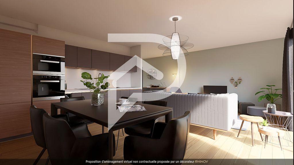 Achat maison 4chambres 116m² - La Boisse